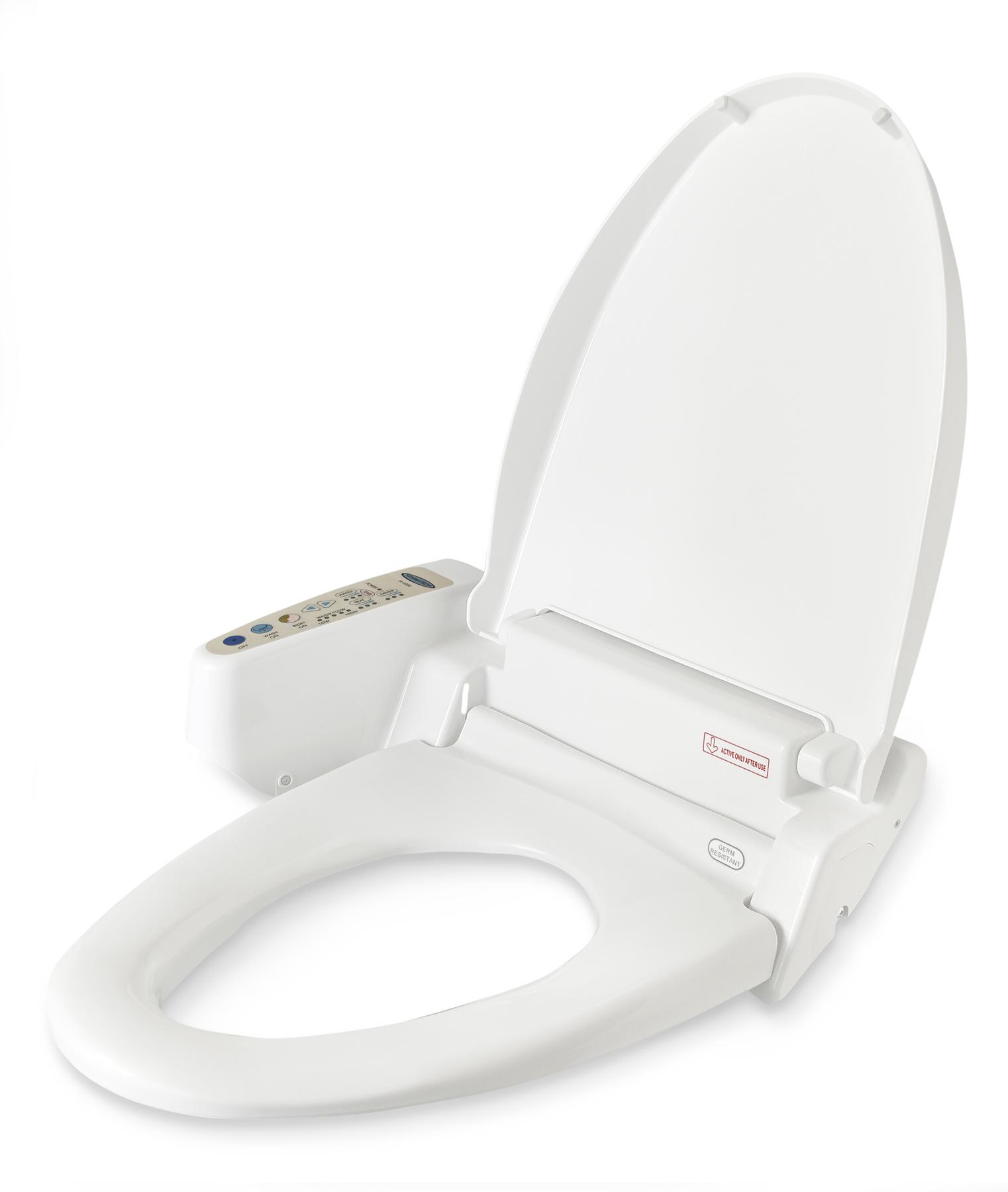 Pleasing Hometech Hi 4600 Bidet Seat Customarchery Wood Chair Design Ideas Customarcherynet